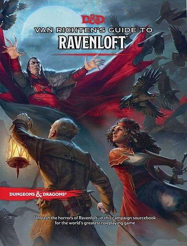 Dungeons & Dragons: Van Richten's Guide to Ravenloft