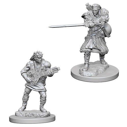 Dungeons & Dragons: Nolzur s Miniatures - Human Male Bard