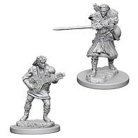 Dungeons & Dragons: Nolzur's Miniatures - Human Male Bard