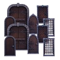 Dungeon Saga: Doors Pack