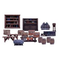 Dungeon Saga: Dungeon Furniture Pack