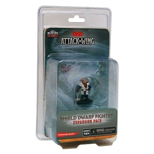 Dungeons & Dragons Attack Wing: Dwarf Fighter