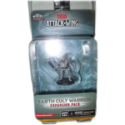 Dungeons & Dragons Attack Wing: Earth Cult Warrior
