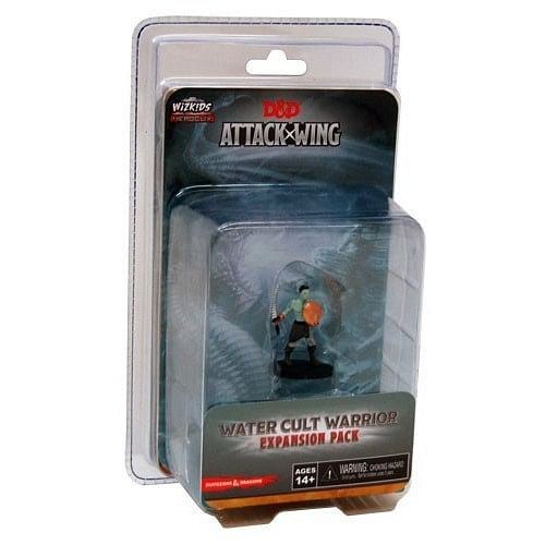 Dungeons & Dragons Attack Wing: Water Cult Warrior
