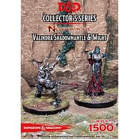 Dungeons and Dragons Collectors Series: Valindra Shadowmantle and Wight