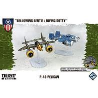 Dust Tactics: Allies P-48 Pelican