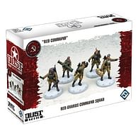 Dust Tactics: Red Guards Command Squad