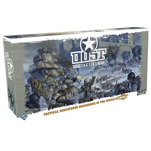Dust Tactics - Deluxe Premium Edition