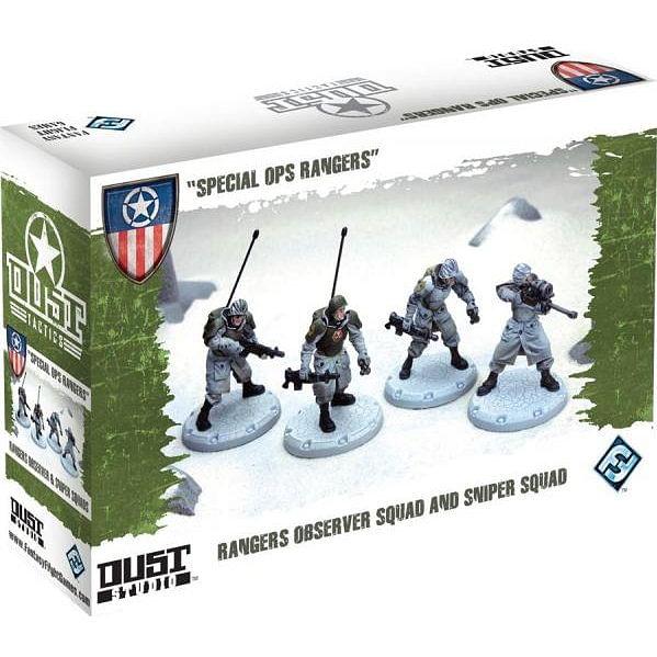 Dust Tactics: Special Ops Rangers