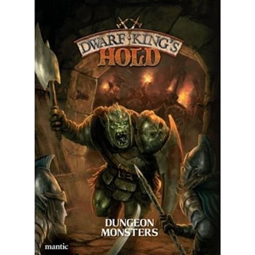 Dwarf King's Hold: Dungeon Monsters Set