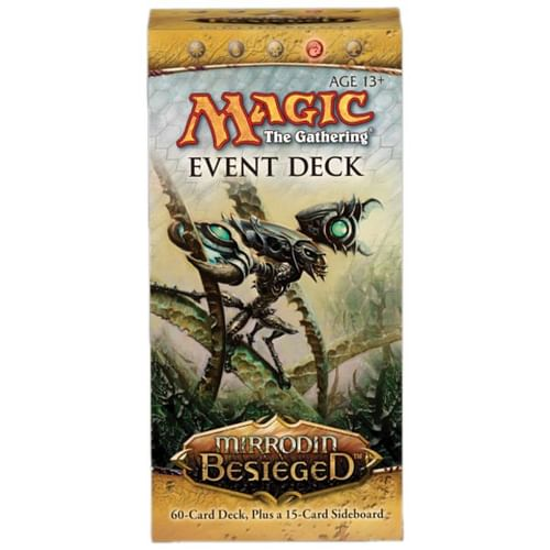 Magic: The Gathering - Mirrodin B. Event Deck Into the Breach