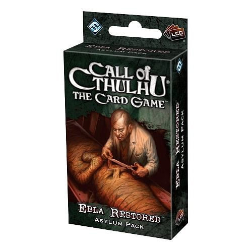 Call of Cthulhu LCG: Ebla Restored