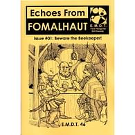 Echoes From Fomalhaut 01: Beware the Beekeeper!