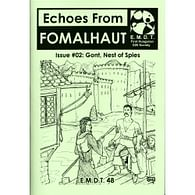 Echoes From Fomalhaut 02: Gont, Nest of Spies