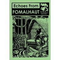 Echoes From Fomalhaut 04: Revenge of the Frogs