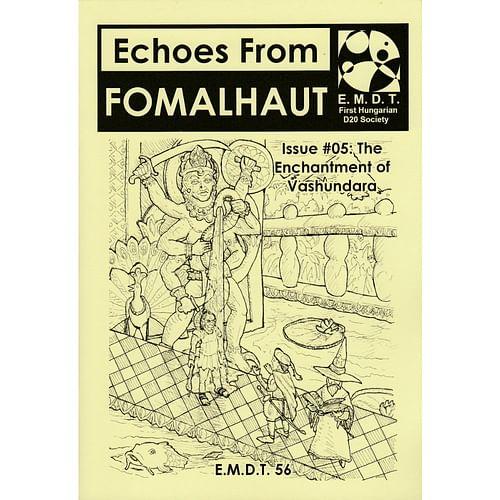Echoes From Fomalhaut 05: The Enchantment of Vashundara