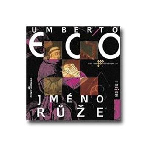 Jméno růže - audiokniha (1 CD)