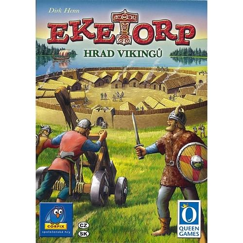 Eketorp - Hrad Vikingů