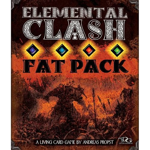 Elemental Clash: Fat pack