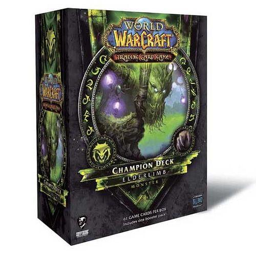 World of Warcraft TCG: Champion Deck - Elderlimb
