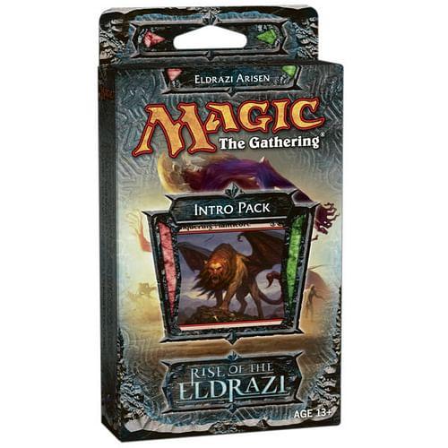 Magic: The Gathering - Eldrazi Intro Pack: Eldrazi Arisen