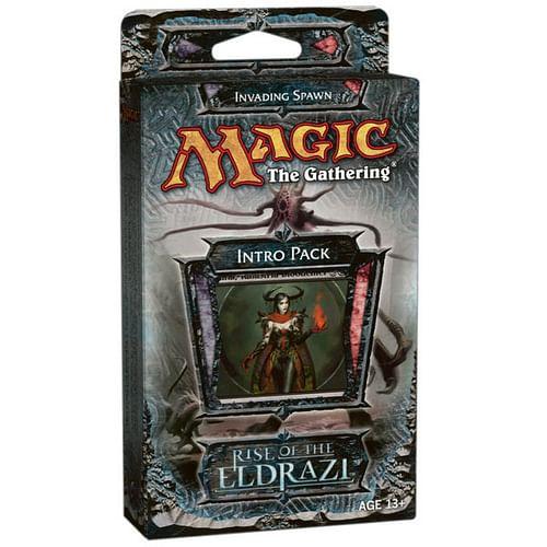 Magic: The Gathering - Eldrazi Intro Pack: Invading Spawn