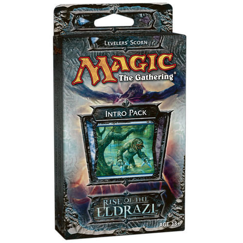 Magic: The Gathering - Eldrazi Intro Pack: Leveler's Scorn