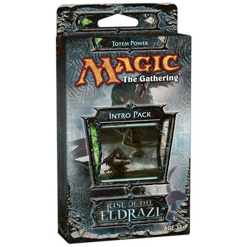 Magic: The Gathering - Eldrazi Intro Pack: Totem Power