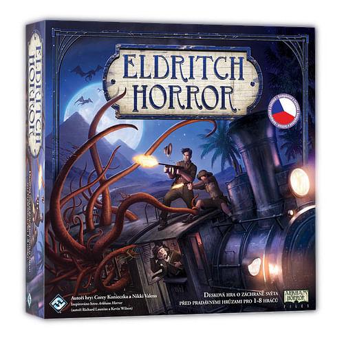 eldritch horror česky