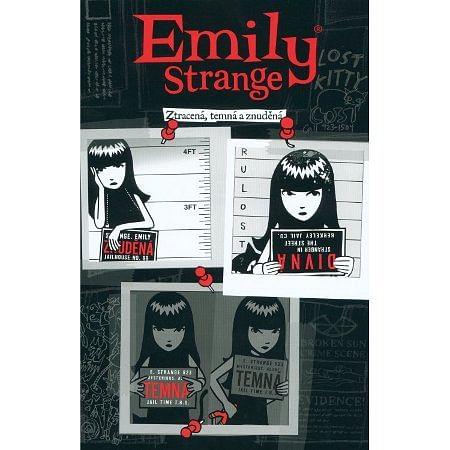 Emily Strange: Ztracená, temná a znuděná
