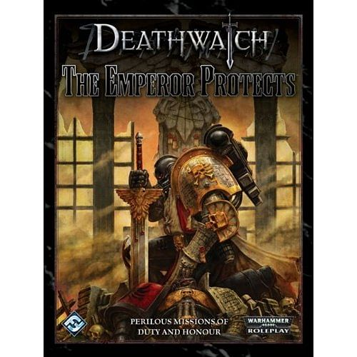 Deathwatch: Emperor Protects