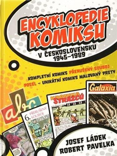 Encyklopedie komiksu v Československu 1945-1989 1. díl