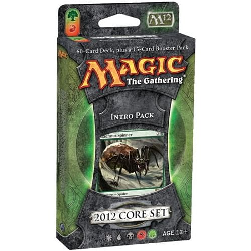 Magic: The Gathering - 2012 Core Set Intro Pack: Entangling Webs