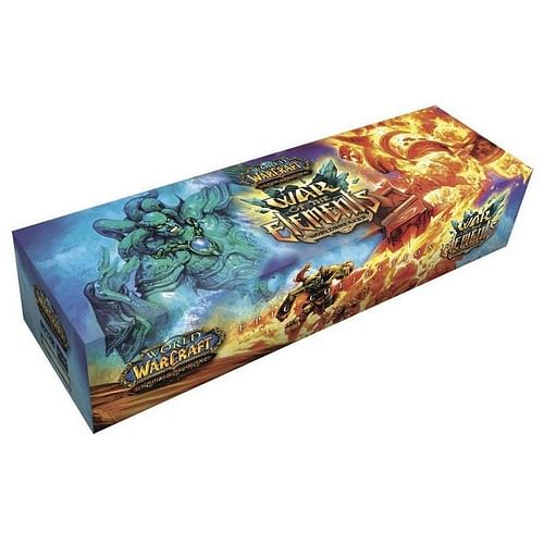 World of Warcraft TCG: War of the Elements Epic Collection