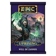 Epic: Uprising Expansion - Will of Zannos