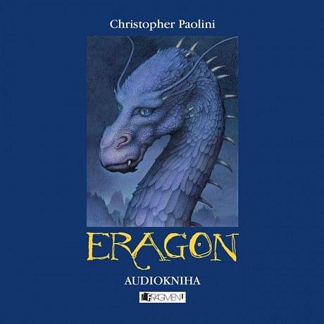 Eragon - audiokniha (2 CD)