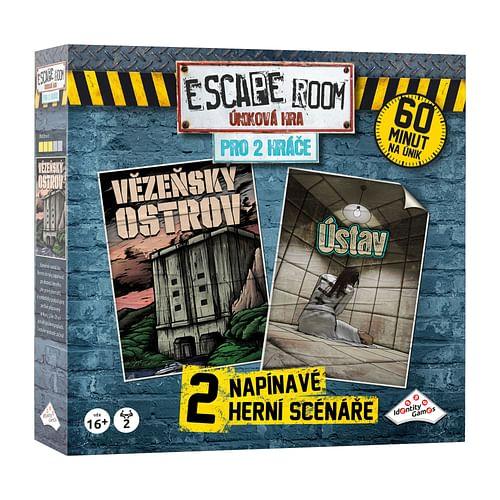 Escape Room - úniková hra pro 2 hráče