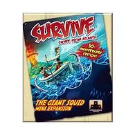 Survive: Escape from Atlantis! The Giant Squid