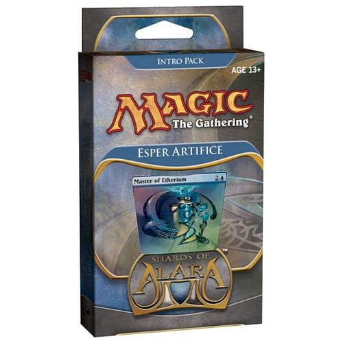 Magic: The Gathering - Shards of Alara Intro Pck: Esper Artifice