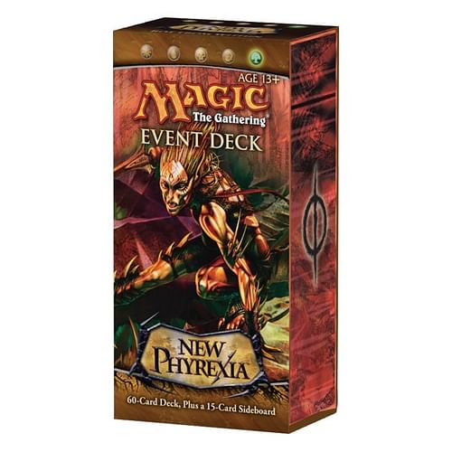 Magic: The Gathering - New Phyrexia Event Deck Rot from Within
