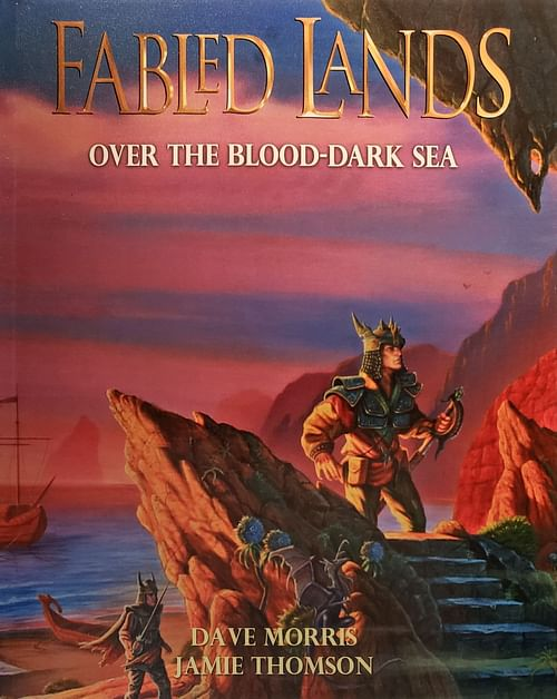 Fabled Lands 3: Over the Blood-Dark Sea - Jamie Thomson