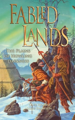 Fabled Lands 4: The Plains of Howling Darkness