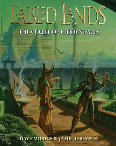 Fabled Lands 5: The Court of Hidden Faces