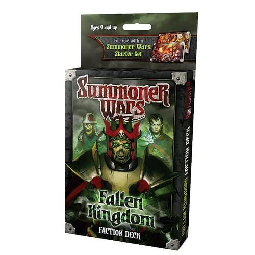 Summoner Wars: Fallen Kingdoms Faction Deck