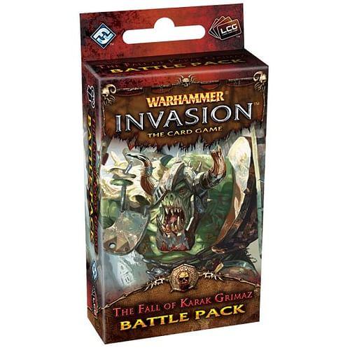 Warhammer Invasion LCG: Fall of Karak Grimaz