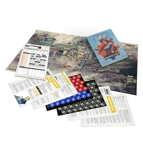 Fallout: The Roleplaying Game GM s Toolkit