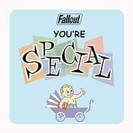 Fallout: You're S.P.E.C.I.A.L.
