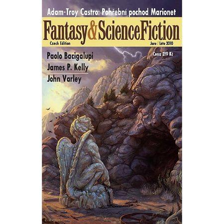 Fantasy & Science Fiction 2010 - Jaro/Léto