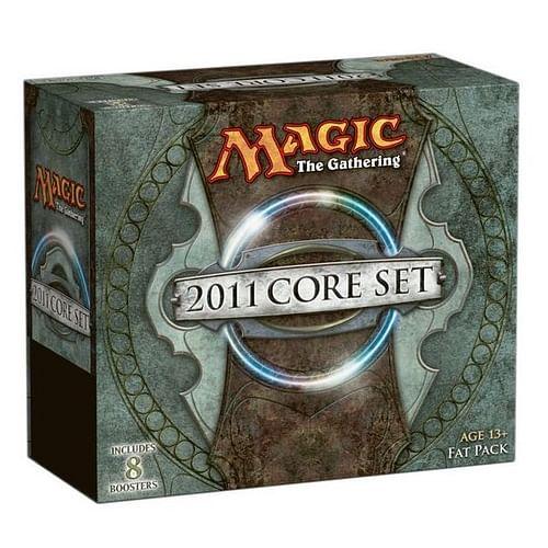 Magic: The Gathering - 2011 Core Set Fat Pack
