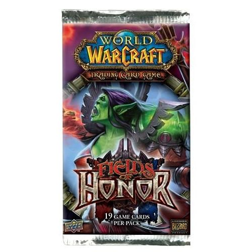 World of Warcraft TCG: Fields of Honor Booster